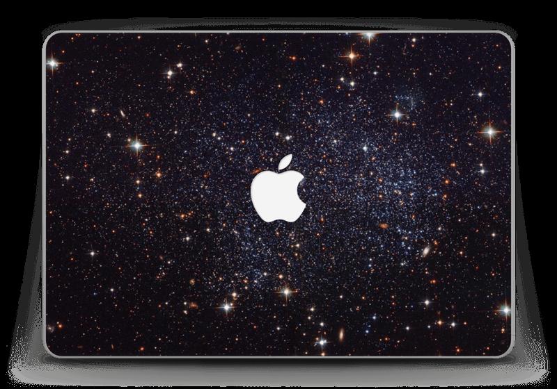"Galaxie  Skin MacBook Pro Retina 13"" 2015"