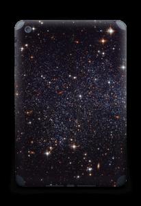 Sort Galakse Skin IPad mini 2 back