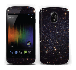 Sort Galakse Skin Nexus