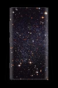 Sort Galakse Skin Nokia Lumia 920