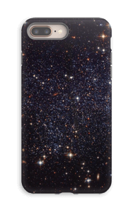Galaxi kuoret IPhone 8 Plus tough