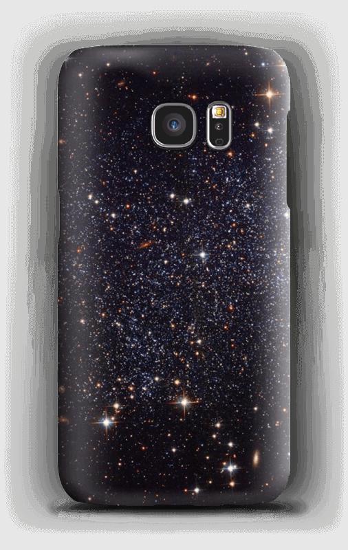 Sternenhaufen Handyhülle Galaxy S7