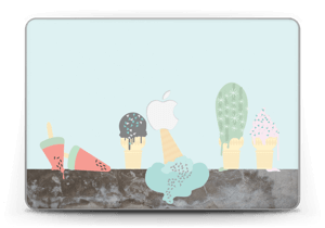 Icy hot ice creams skin for iPhone or Samsung