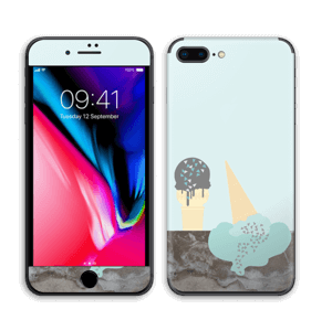 Iskrem Skin IPhone 8 Plus