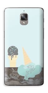 Iskrem Skin OnePlus 3