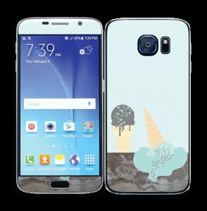Iskrem Skin Galaxy S6