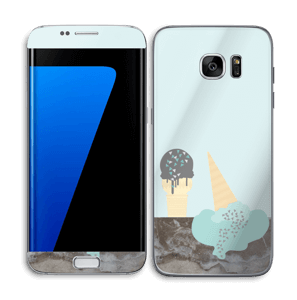 Iskrem Skin Galaxy S7 Edge
