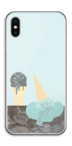 Iskrem Skin IPhone X