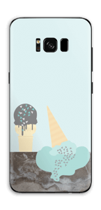 Iskrem Skin Galaxy S8 Plus