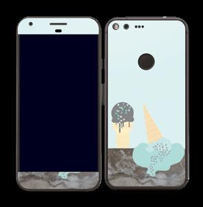 Crème glacée Skin Pixel XL