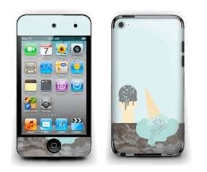 Iskrem Skin IPod Touch 4th Gen