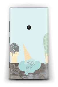 Iskrem Skin Nokia Lumia 920