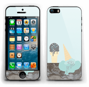Iskrem Skin IPhone 5s