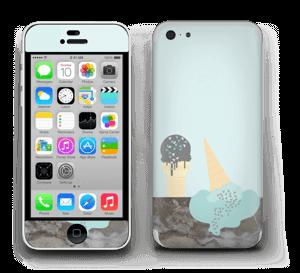 Iskrem Skin IPhone 5c
