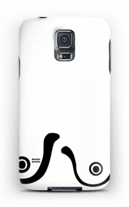 Bryst deksel Galaxy S5