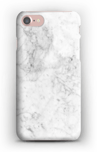 White Icy Stone case IPhone 7