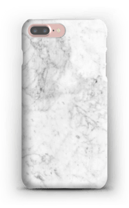 Hvid Is sten cover IPhone 7 Plus