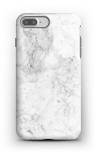 White Icy Stone case IPhone 7 Plus tough