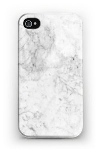 White Icy Stone case IPhone 4/4s