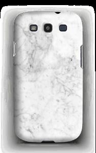 White Icy Stone case Galaxy S3