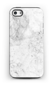 White Icy Stone case IPhone 5/5s tough