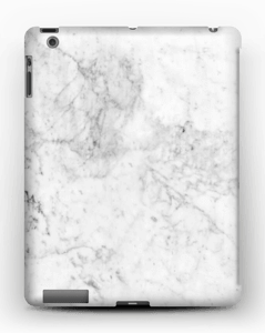 White Icy Stone case IPad 4/3/2