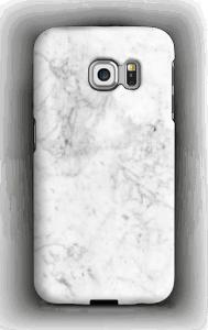 White Icy Stone case Galaxy S6 Edge