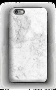 White Icy Stone case IPhone 6 Plus tough