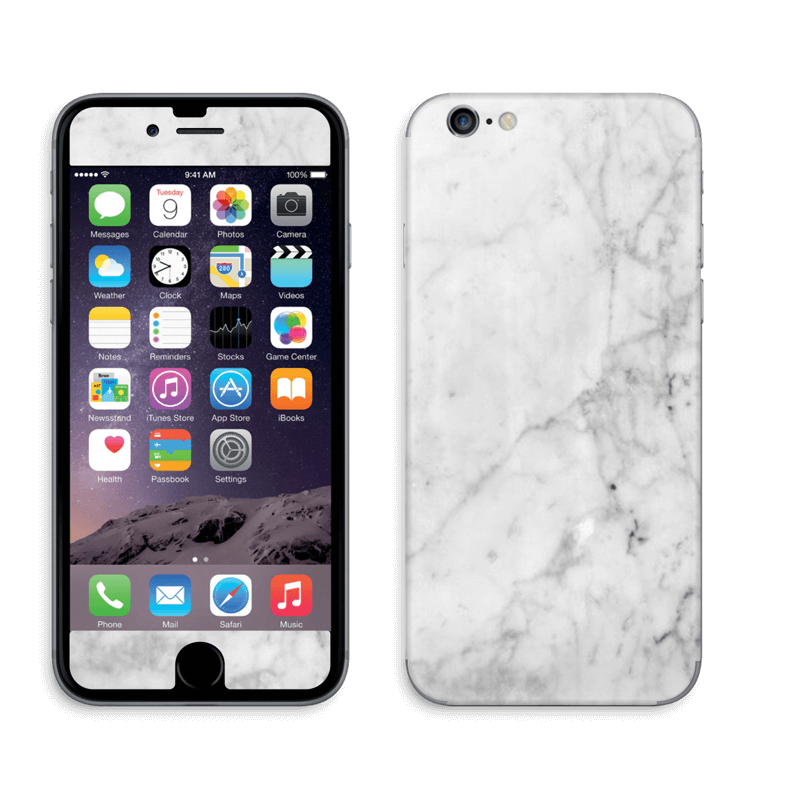 Icy Marble Skin IPhone 6/6s