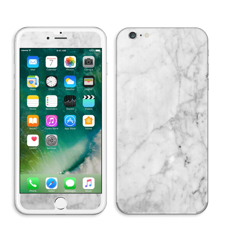 Icy Marble Skin IPhone 6 Plus