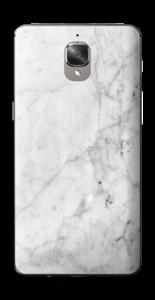 Branco gelado Skin OnePlus 3