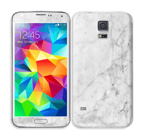 Icy Marble Skin Galaxy S5