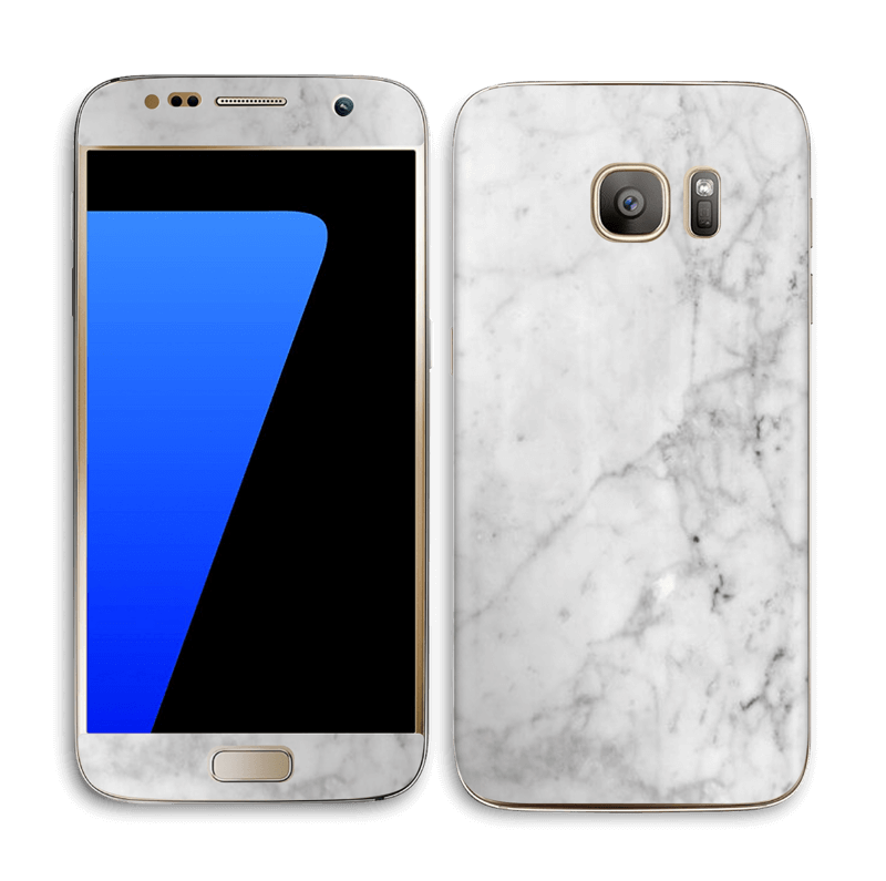 Icy Marble Skin Galaxy S7