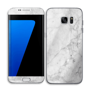 Icy Marble Skin Galaxy S7 Edge