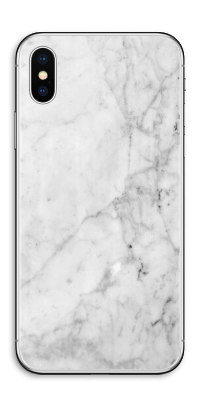 Icy Marble Skin IPhone X