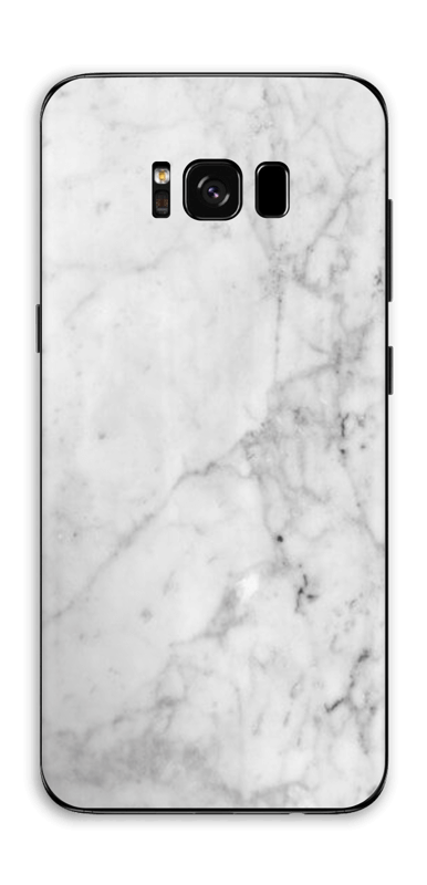 Icy Marble Skin Galaxy S8 Plus