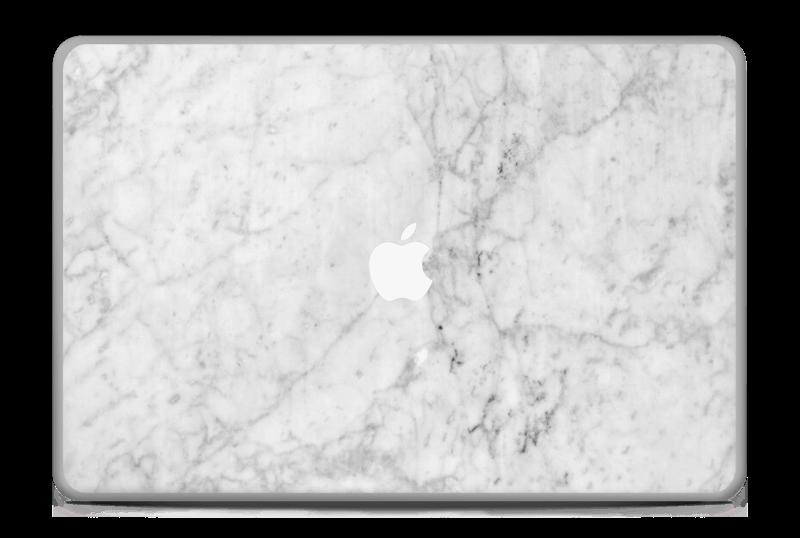 "Blanc glacé Skin MacBook Pro 17"" -2015"