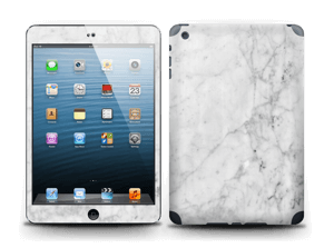 Icy White Skin IPad mini 2
