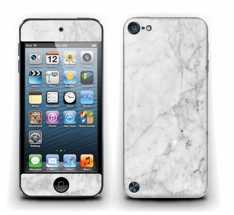 Icy Marble Skin IPod Touch 5th Gen