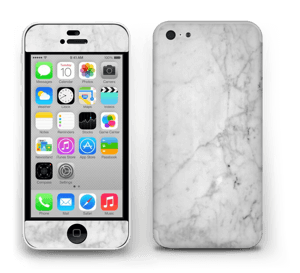 Icy White Skin IPhone 5c