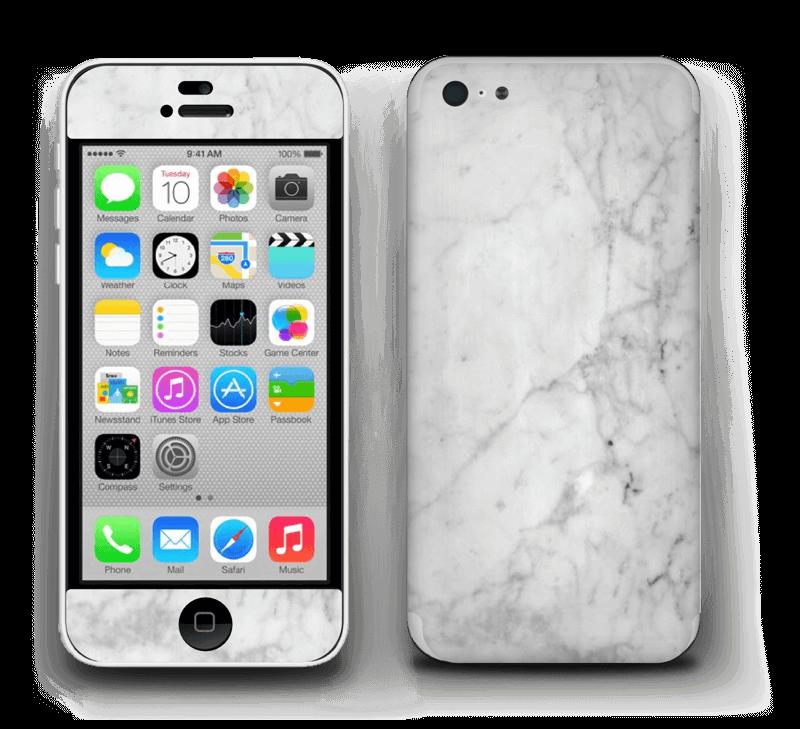 Icy Marble Skin IPhone 5c