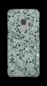 Terrazzo grau Handyhülle Galaxy S9