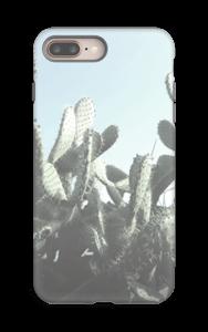 Kaktus kuoret IPhone 8 Plus tough