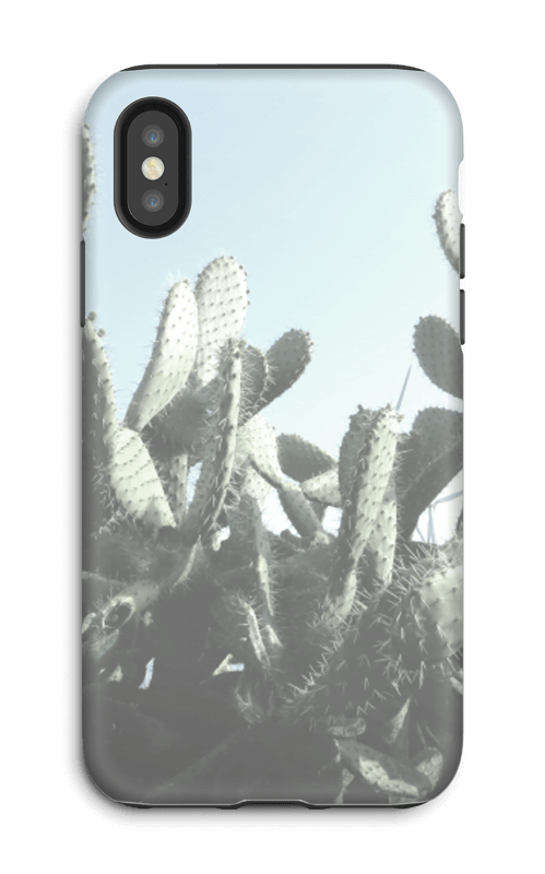 Cactus Coque  IPhone X tough