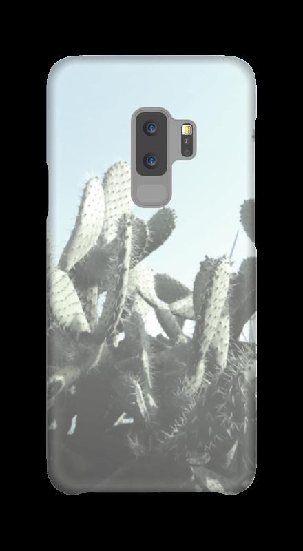 Cactus Coque  Galaxy S9 Plus
