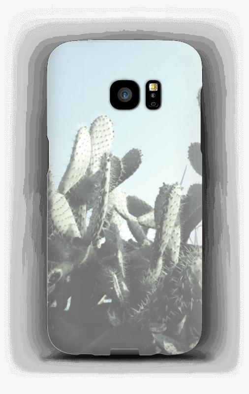 Cactus Coque  Galaxy S7 Edge