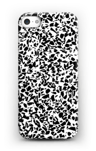 Graphic Terrazzo case IPhone SE