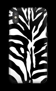 ゼブラ ケース IPhone X
