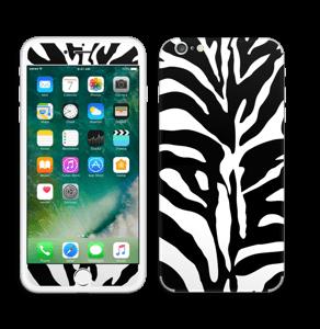 Sebramønster Skin IPhone 6 Plus