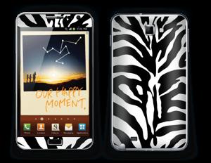 Zebra pattern Skin Galaxy Note